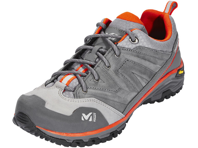 Millet Hike Up - Chaussures Homme - gris/orange
